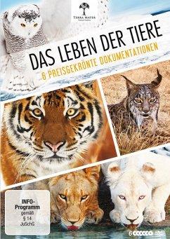Das Leben der Tiere (6 Discs)