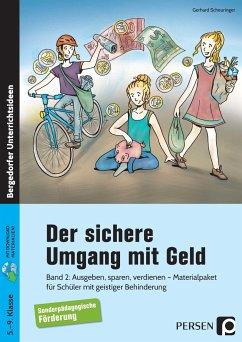 Der sichere Umgang mit Geld, Band 2 - Scheuringer, Gerhard