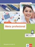 Meta profesional. Übungsbuch mit Audio-CD A1-A2