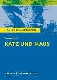 Katz und Maus. Königs Erläuterungen. (eBook, ePUB)