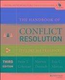 The Handbook of Conflict Resolution (eBook, ePUB)