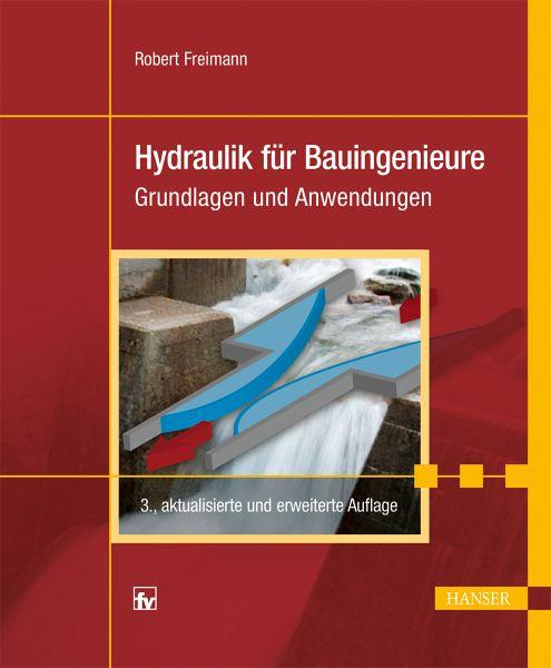 Hydraulik f r bauingenieure ebook pdf von robert for Baustatik grundlagen