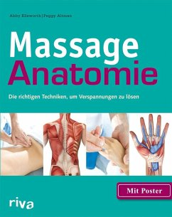 Massage-Anatomie - Ellsworth, Abby; Altman, Peggy