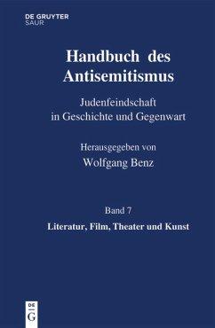 Handbuch des Antisemitismus 7