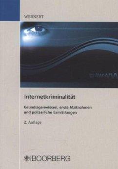 Internetkriminalität - Wernert, Manfred