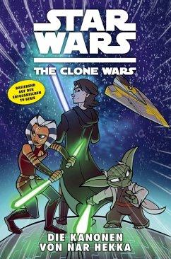 Die Kanonen von Nar Hekka / Star Wars - The Clone Wars (Comic zur TV-Serie) Bd.8 (eBook, PDF) - Defalco, Tom; Hoskin, Rik