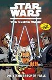 Die Sternbrecher-Falle / Star Wars - The Clone Wars (Comic zur TV-Serie) Bd.10 (eBook, PDF)