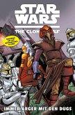 Immer Ärger mit den Dugs / Star Wars - The Clone Wars (Comic zur TV-Serie) Bd.9 (eBook, PDF)