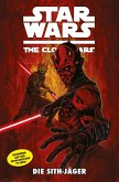 Die Sith-Jäger / Star Wars - The Clone Wars (Comic zur TV-Serie) Bd.13 (eBook, PDF)