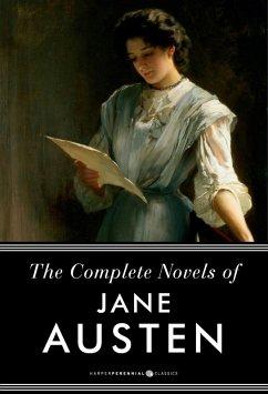 The Complete Novels Of Jane Austen (eBook, ePUB) - Austen, Jane