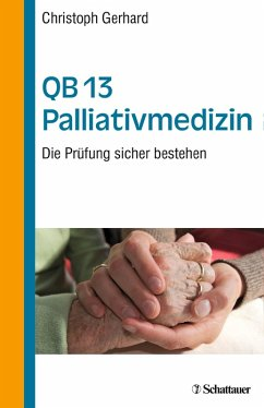 QB 13 Palliativmedizin (eBook, PDF) - Gerhard, Christoph