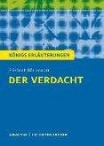 Der Verdacht von Friedrich Dürrenmatt. Königs Erläuterungen. (eBook, ePUB)