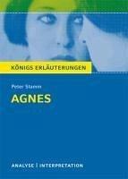 Agnes von Peter Stamm. Königs Erläuterungen. (eBook, ePUB) - Möckel, Margret; Stamm, Peter