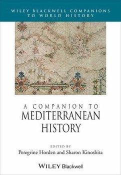 A Companion to Mediterranean History (eBook, PDF)