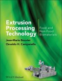 Extrusion Processing Technology (eBook, PDF)