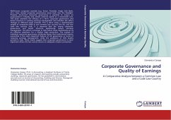 Corporate Governance and Quality of Earnings
