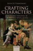 Crafting Characters (eBook, PDF)
