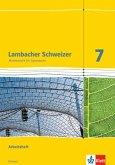 Lambacher Schweizer. 7. Schuljahr G9. Arbeitsheft mit Lösungsheft. Neubearbeitung. Hessen