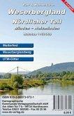 KKV Rad- und Wanderkarte Weserbergland, Nördlicher Teil