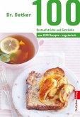 Dr. Oetker 100 Brotaufstriche und Getränke (eBook, ePUB)
