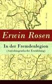 In der Fremdenlegion (Autobiografische Erzählung) (eBook, ePUB)