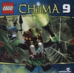 LEGO Legends of Chima Bd. 3 (1 Audio-CD)