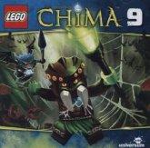 LEGO Legends of Chima Bd. 3 (1 Audio-CD)