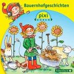 Pixi Hören: Bauernhofgeschichten (MP3-Download)