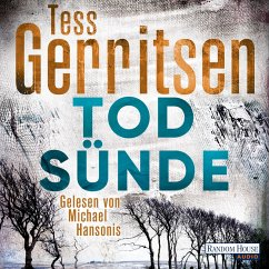 Todsünde / Jane Rizzoli Bd.3 (MP3-Download) - Gerritsen, Tess