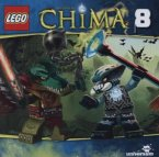 LEGO Legends of Chima Bd.8 (1 Audio-CD)