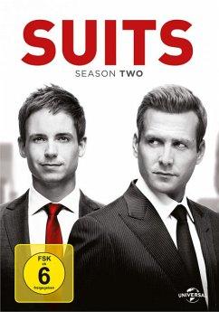 Suits - Season Two DVD-Box - Gabriel Macht,Patrick J.Adams,Rick Hoffman