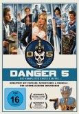 Danger 5 - Staffel 1 (2 Discs, OmU)