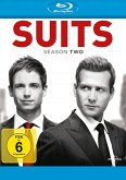 Suits - Season Two Bluray Box