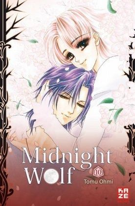 Buch-Reihe Midnight Wolf
