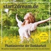 Phantasiereise der Dankbarkeit, 1 Audio-CD