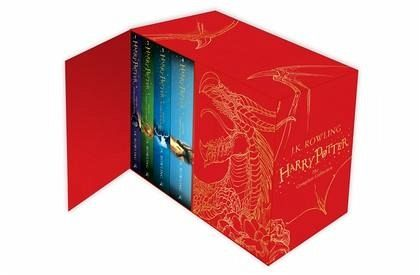 Harry Potter: The Complete Collection - Rowling, Joanne K.