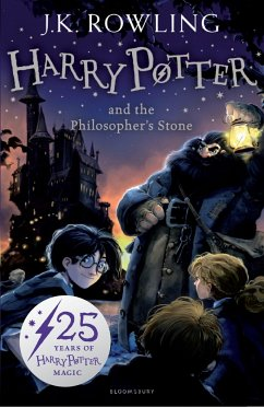 Harry Potter 1 and the Philosopher's Stone - Rowling, J. K.