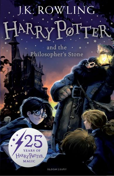 Harry Potter 1 and the Philosopher's Stone - Rowling, Joanne K.
