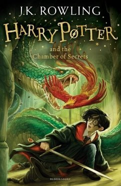 Harry Potter 2 and the Chamber of Secrets - Rowling, Joanne K.