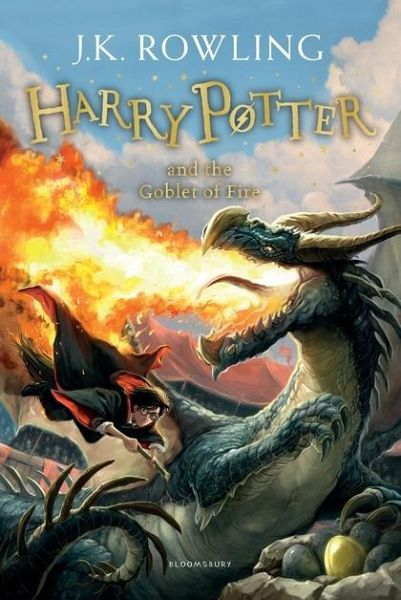 Harry Potter 4 and the Goblet of Fire - Rowling, Joanne K.