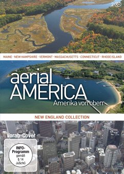 Aerial America - Amerika von oben: Westcoast Pacific Collection - 2 Disc DVD - Aerial America