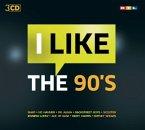 I Like The 90s, 3 Audio-CDs