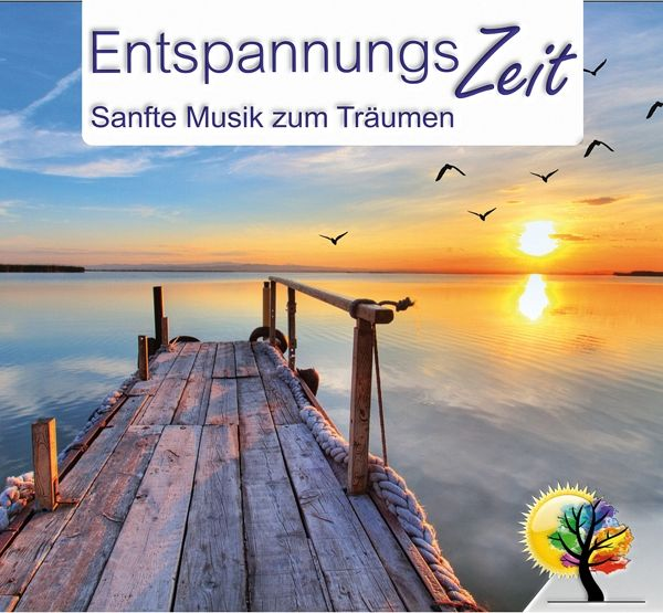 sanfte musik zum tr umen von entspannungszeit cd. Black Bedroom Furniture Sets. Home Design Ideas