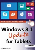 Windows 8.1 Update für Tablets (eBook, ePUB)