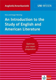 An Introduction to the Study of English and American Literature - Nünning, Vera; Nünning, Ansgar