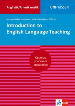 Introduction to English Language Teaching - Müller-Hartmann, Andreas; Schocker-von Ditfurth, Marita