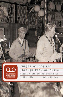 Images of England Through Popular Music (eBook, PDF)