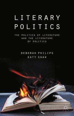 Literary Politics (eBook, PDF)