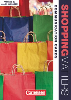 Shopping Matters A2-B1 Communication Cards