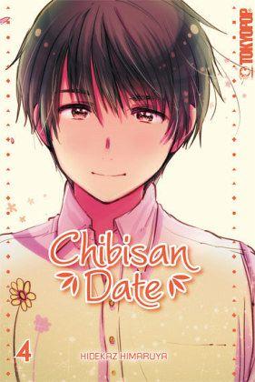 Buch-Reihe Chibisan Date